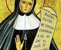 26 febbraio: Santa Paola di S. Giuseppe Calasanzio