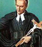 28 aprile: San Luigi Maria Grignion di Montfort