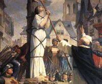 30 maggio: Santa Giovanna d'Arco