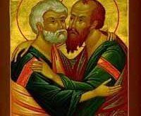 29 giugno: SS. Pietro e Paolo