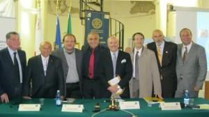 Aragona Conferenza Rotary Colli Sicani