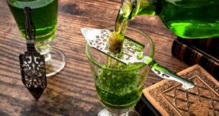 Assenzio, antica bevanda