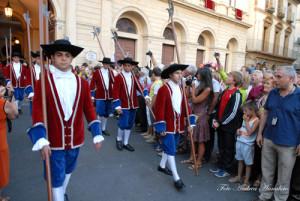 Caltagirone Corteo storico del senato civico