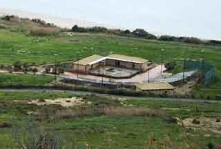 Caltanissetta parco Montelungo