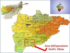 Cartografia  Devil Elbow
