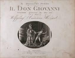 Don Giovanni mozart