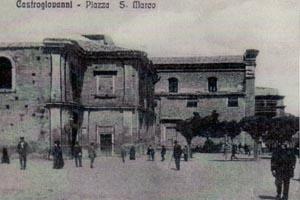 Enna San Marco cartolina