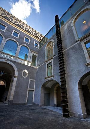 Fondazione Puglisi Cosentino, Jannis Kounellis