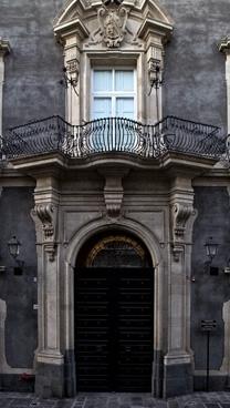 Fondazione Puglisi Cosentino, facciata