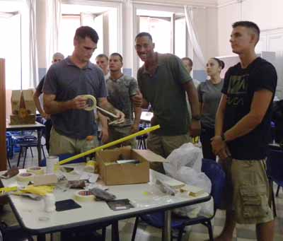 Marines  Ipab Ventimiglia