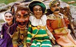Marionette e Burattini