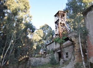 Miniera Trabonella (Cl)