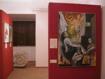 Museo MoncadaGuadagnuolo dedicata a Luigi Cornia