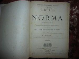 Norma, tragedia lirica