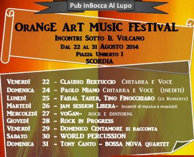 Orannge Art Music Festival