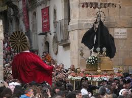 Pasqua a Caltagirone