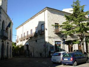 Petralia Soprana palazzo pottino