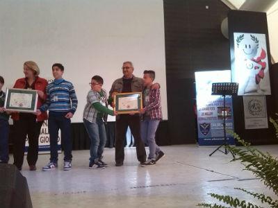 Premiazione Il Megafono LEopardi