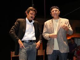 Salvo La Rosa ed Enrico Guarneri