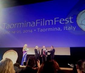 Scarpati e Chiesara sul palco del Taormina Film Fest