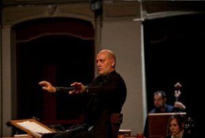 Scilipoti direttore orchestra