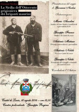 Sicilia dell'Ottocento prigioniera dei briganti maurini