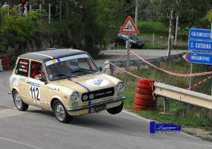 Storiche 2013 rally di Caltanissetta