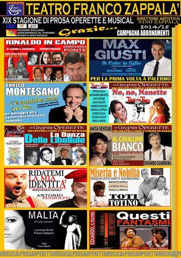 Teatro Franco Zappalà