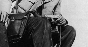 A Troina mostra permanente con le foto di Robert Capa
