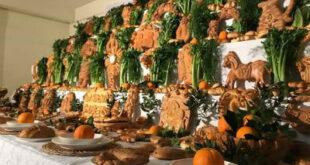 Valguarnera: la festa di San Giuseppe