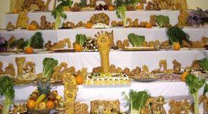 Valguarnera festa di San Giuseppe