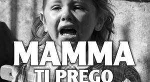 """""""Mamma ti prego portami via"""" by Gaetano Amoruso"""