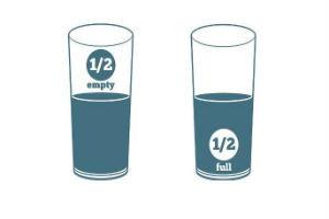 bicchiere-vuoto pieno