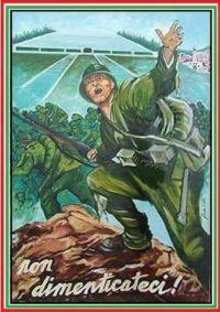 dipinto grande guerra
