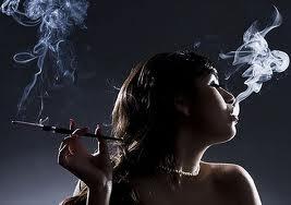 donne sigarette