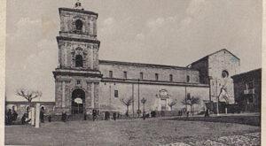 Enna com'era, il Duomo e la piazza