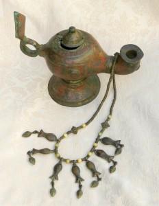 gioielli e reperti arabo-siculi