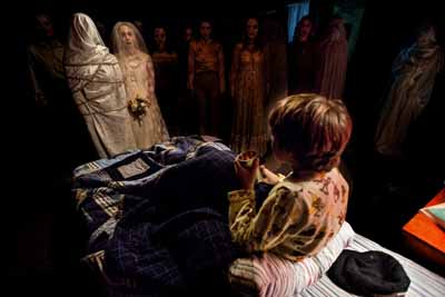 Ty Simpkins returns as 'Dalton Lambert' in Sony Pictures' INSIDIOUS CHAPTER 2.