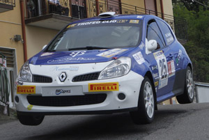 marco runfola (rally del tirreno 2013)