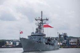 nave militare polacca
