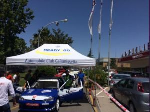 rally caltanissetta