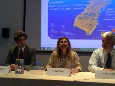 rete imprese rilancio Lampedusa