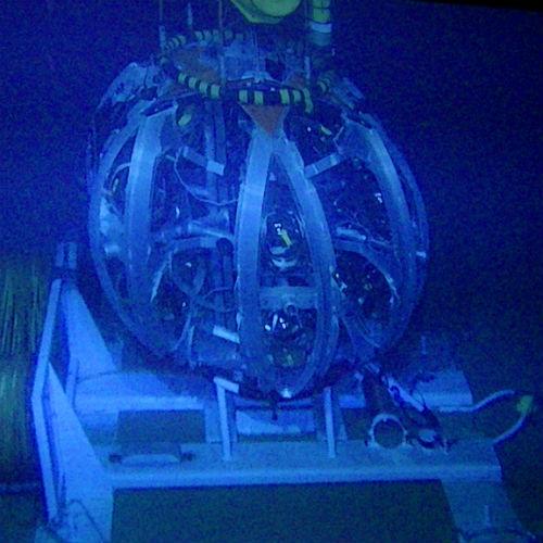 sottomarino neutrini Km3NeT  (2)