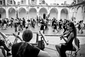 tango Sicilia Chiostro