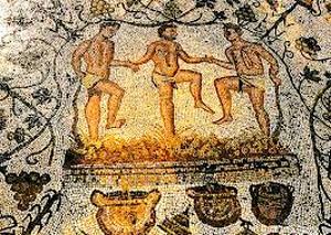 vino impero roma