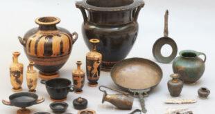 Gli amanti misteriosi di Monte Adranone: una mostra al museo archeologico di Sambuca