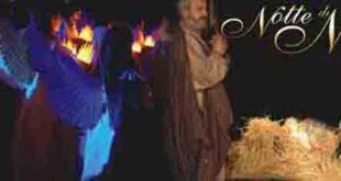 La notte di Natale ad Agira il Presepe vivente