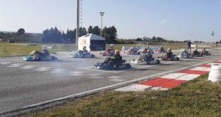 A Melilli la prima prova del campionato regionale Aci Sport Karting