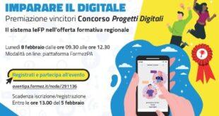"""Concorso nazionale """"Progetti digitali – IeFP"""" 2019-2020 due Istituti di Comiso e Palermo tra i vincitori"""