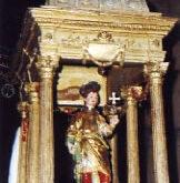 Il patrono di Regalbuto: San Vito